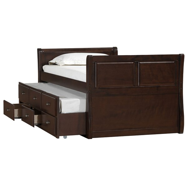 Chamblee Twin Platform Bed by Harriet Bee