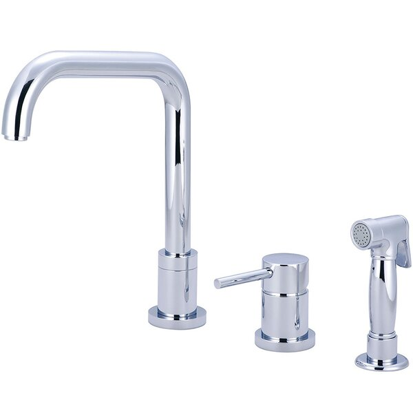 Motegi Single Handle Kitchen Faucet by Pioneer