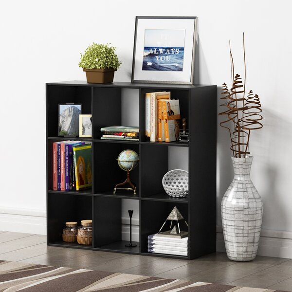 Maumelle Cube Unit Bookcase by Ebern Designs