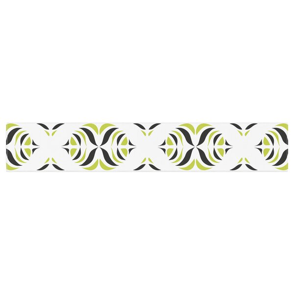 Miranda Mol Rainforest Table Runner by East Urban Home