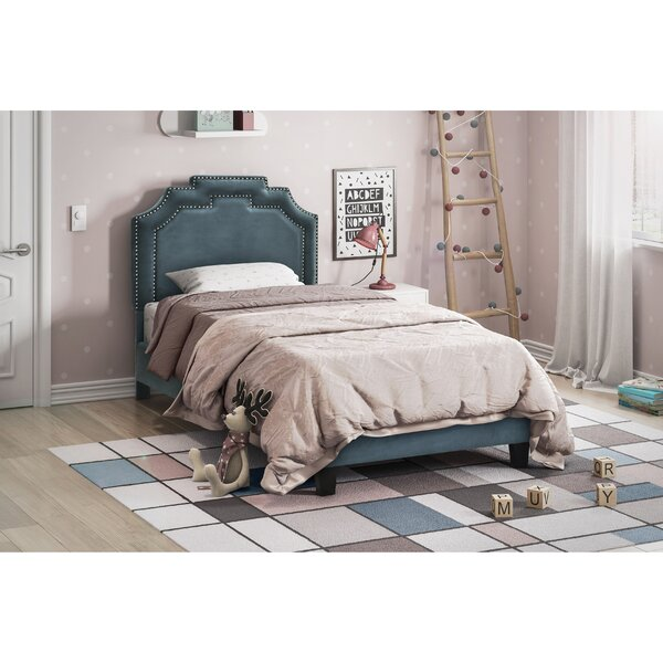 Galway Upholstered Standard Bed by Darby Home Co