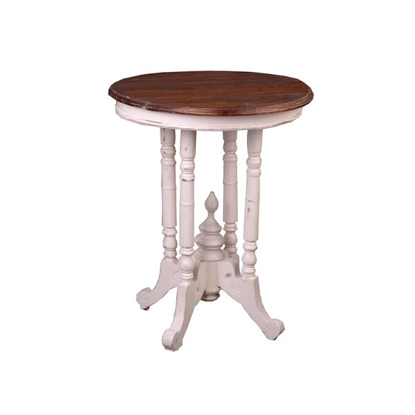Vonda End Table by August Grove