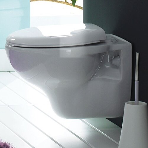 Lila 1.32 GPF Round Toilet Bowl by CeraStyle by Nameeks