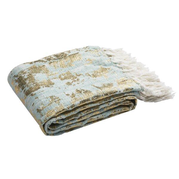 Onderdonk Cotton Throw by Mercer41