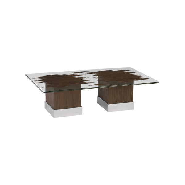 Phillips Collection Glass Top Coffee Tables