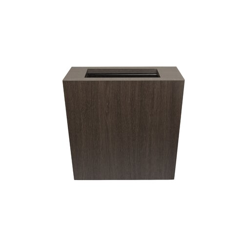 Mangels Wooden Self-Watering Planter Box Ebern Designs Colou
