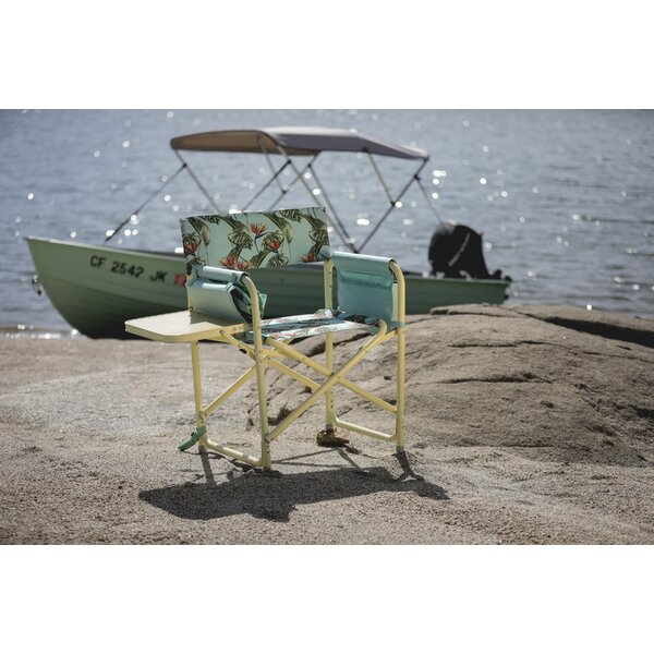 Schell Folding Director Chair by Bay Isle Home Bay Isle Home