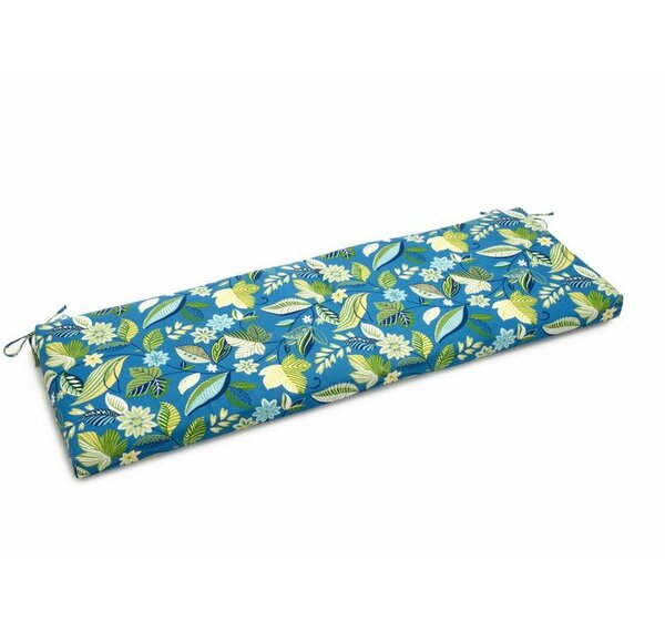 Skyworks Indoor/Outdoor Bench Cushion by Blazing Needles
