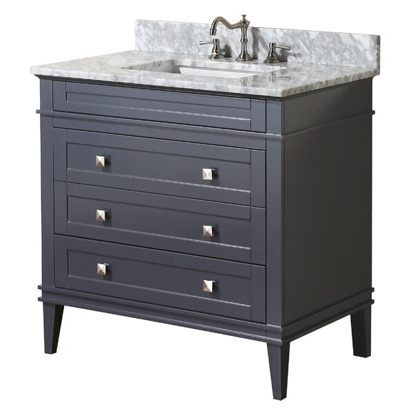 Eleanor 36 Single Bathroom Vanity Set by Kitchen B