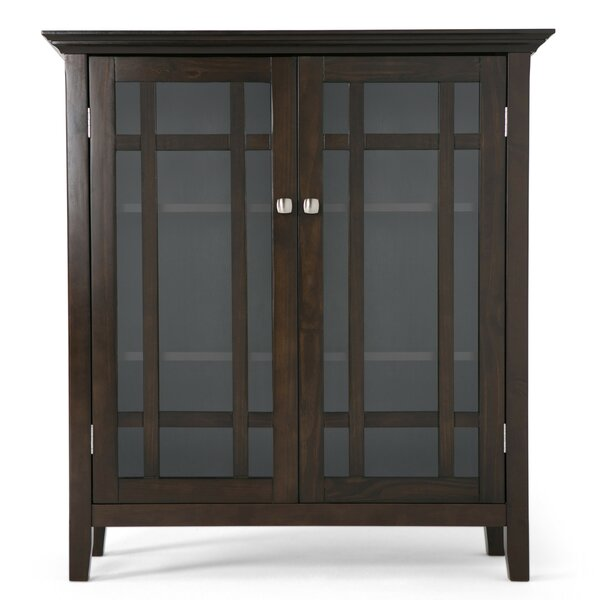 Burkhart 2 Door Accent Cabinet by Charlton Home