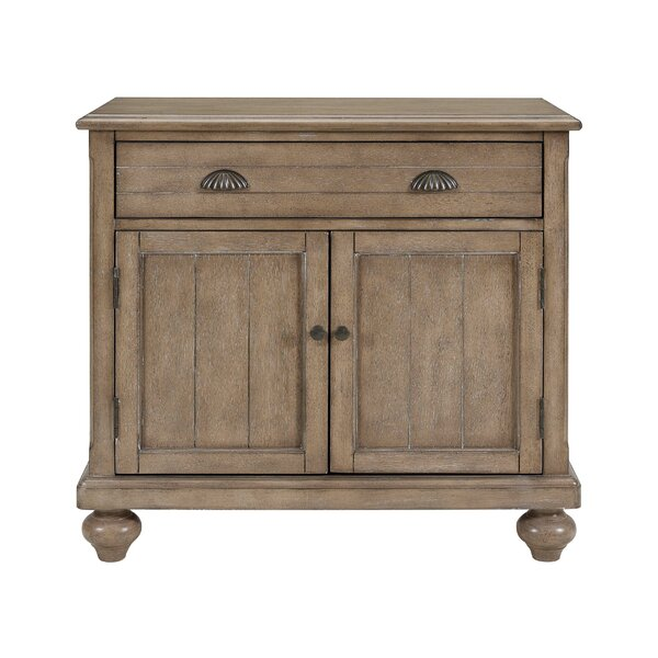 Ashland 2 Door Accent Cabinet by August Grove
