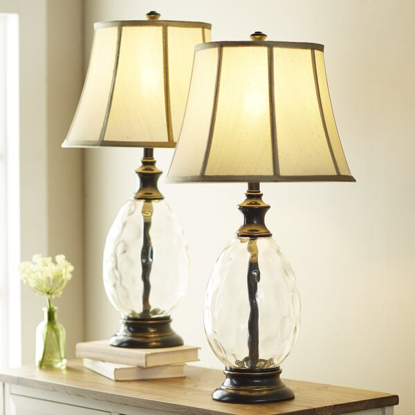 Gaulke 28.5 Table Lamp (Set of 2) by Darby Home Co