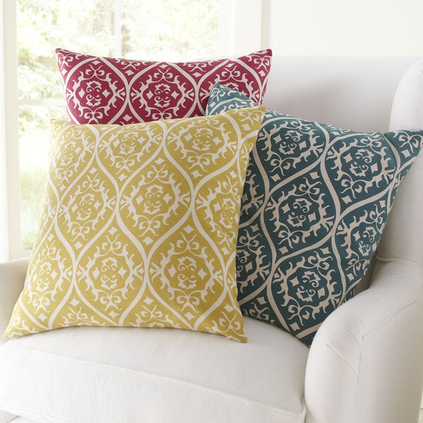 Daisy Cotton Pillow Cover by Birch Lane™
