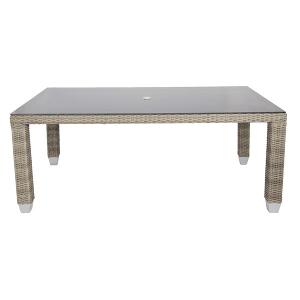 Bali Dining Table by Axcss Inc.