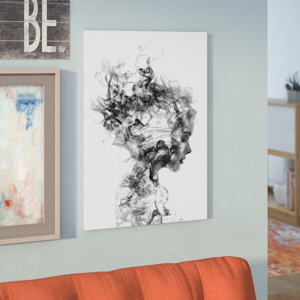 Dissolve Me Graphic Art Print By East Urban Home.