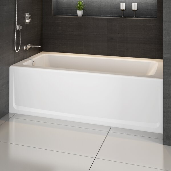 Signature® 60 x 32 Alcove Bathtub by Jacuzzi®