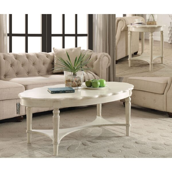 Cusick 2 Piece Coffee Table Set by August Grove August Grove