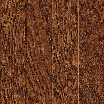 Montana Ridge 5 Engineered Oak Hardwood Flooring in Cherry Spice by Welles Hardwood
