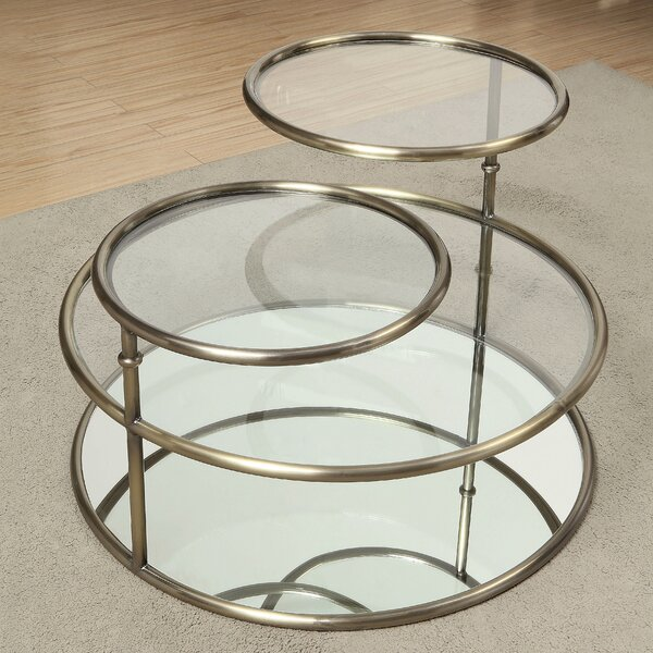 Blandain Abstract Coffee Table By Mercer41