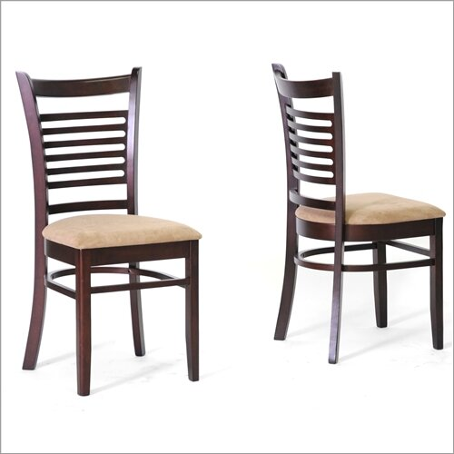 Carnegie Side Chair (Set of 2) by Red Barrel Studio