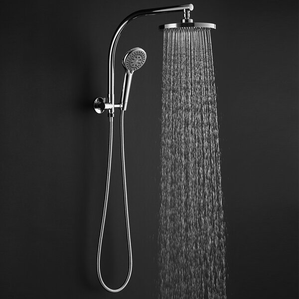 Standard Dual Shower Head by Dimakai Dimakai