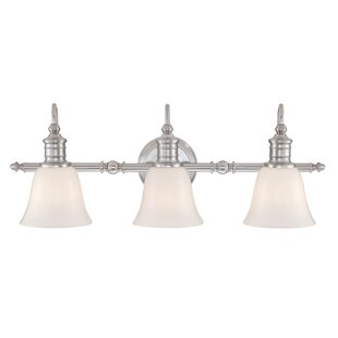 Inexpensive Rachman 3-Light Vanity Light By Red Barrel Studio