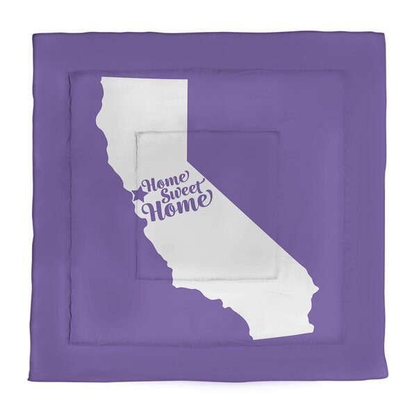 San Francisco Home Sweet Single Reversible Comforter