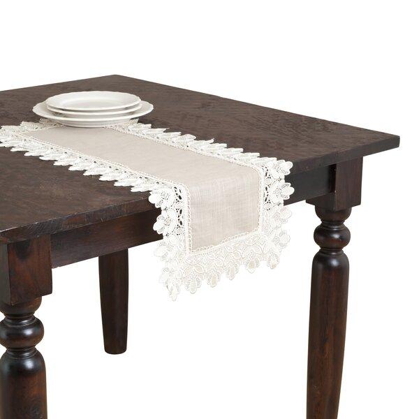 Jeremie Table Runner by Lark Manor