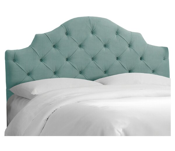 Lauryn Tufted Upholstered Headboard by Skyline Furniture Skyline Furniture