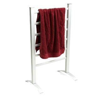 100 Watt Portable Freestanding Electric Towel Warmer ByMind Reader