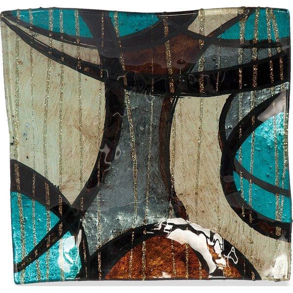 Nilesh Square Plate (Set of 3) by Orren Ellis
