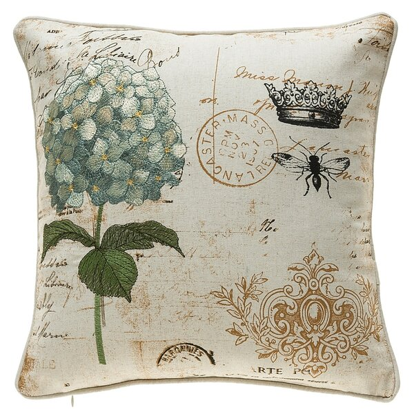 Kips Bay Throw Pillow by Ophelia & Co.