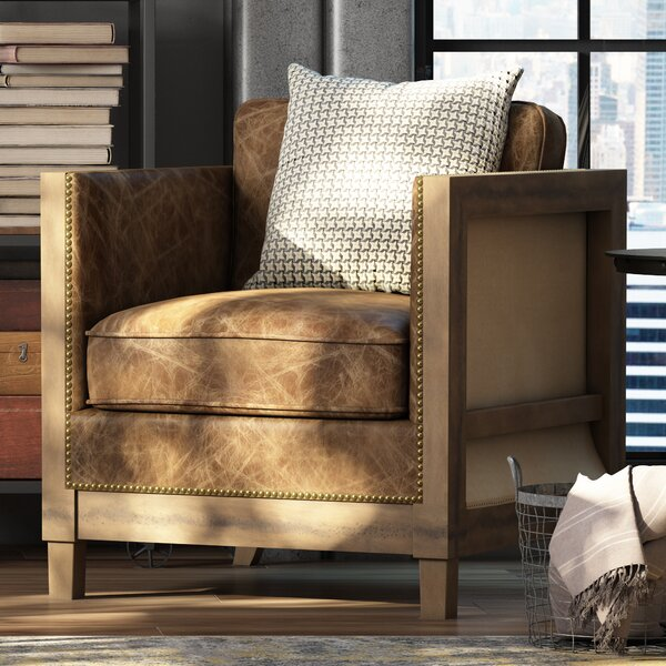 Dustin Club Chair by Union Rustic
