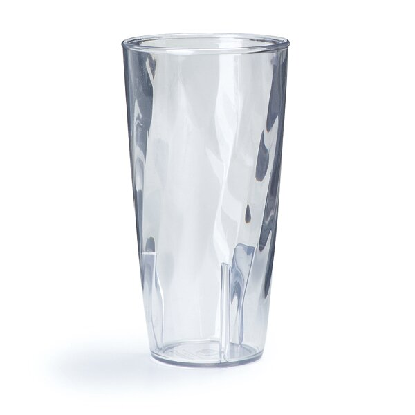 10 Oz. Swirl Polycarbonate Tumbler (Set of 36) by Carlisle Food Service Products