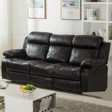 Girouard Double Reclining Sofa by Red Barrel Studio®