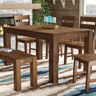 Awesome solid Oak Chunky Dining Table