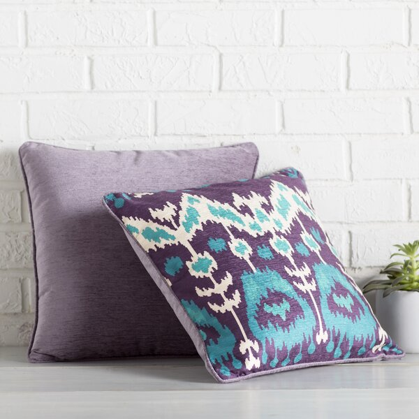 Freya Throw Pillow (Set of 2) by Bungalow Rose
