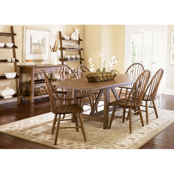 Claybrooks 7 Piece Dining Set by Gracie Oaks