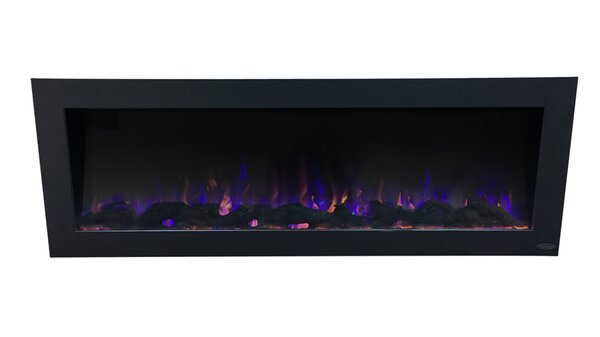 Sideline® Wall Mounted Electric Fireplace by Touchstone