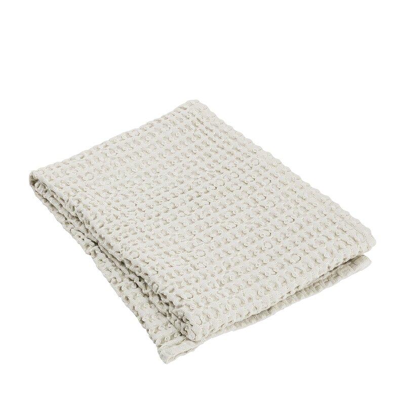 2 x  SUPER JUMBO DRYER Waffle tea towel 100/% cotton drying cloths  GREY WHITE