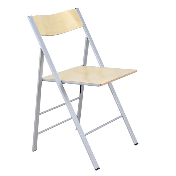 Folding Chair (Set of 2) by Techni Mobili