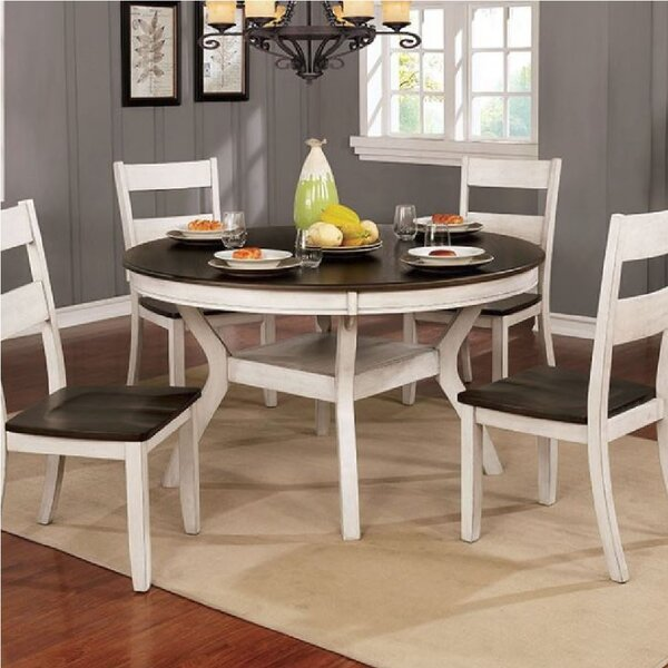 Elica 5 Piece Dining Set by Rosalind Wheeler