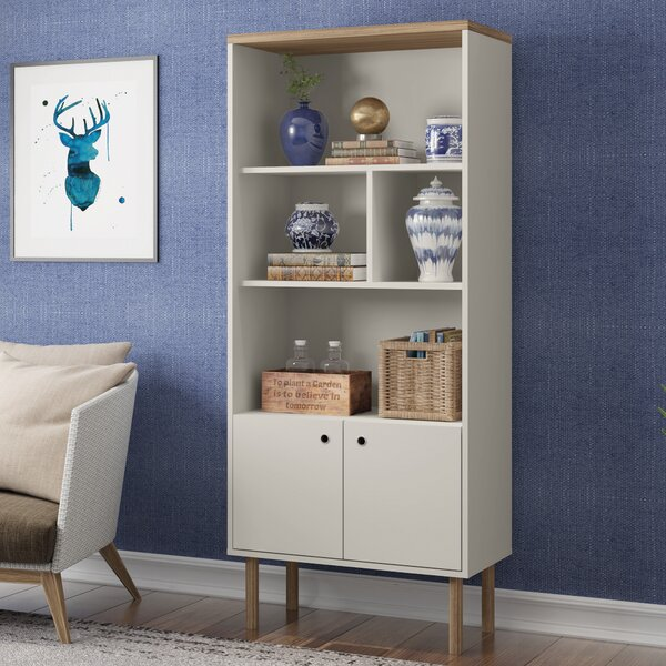 Maplesville Standard Bookcase By George Oliver