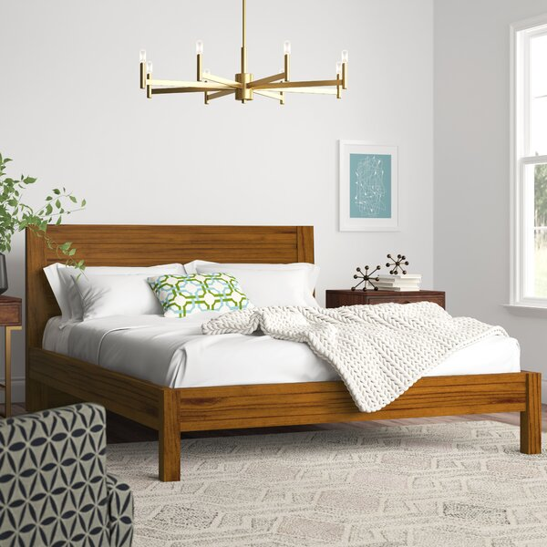 Hibbler Platform Bed by Mercury Row