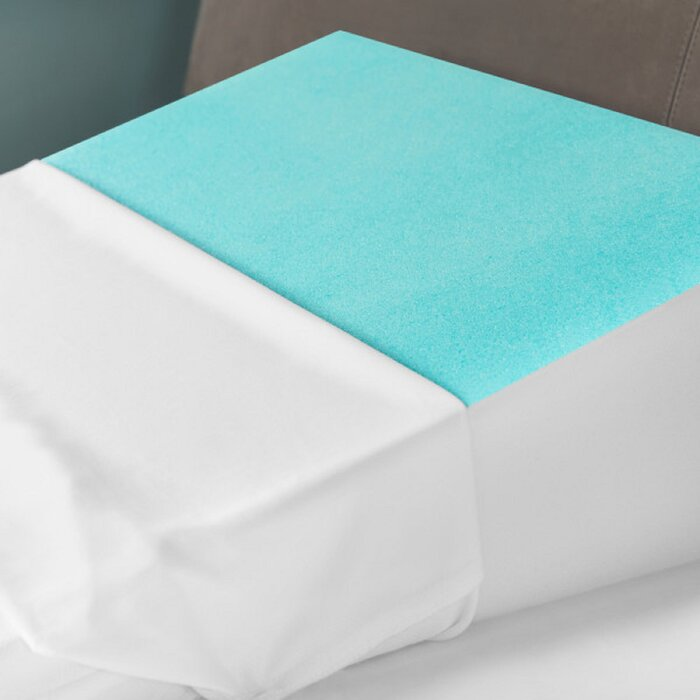 pillow foam memory sleep wedge info bedroom elegant for bed acidmind