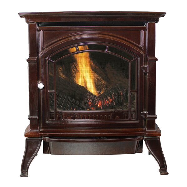 1,000 sq. ft. Vent Free Gas Stove by Ashley Hearth
