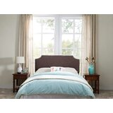 Frates Upholstered Panel Headboard by Charlton Home®