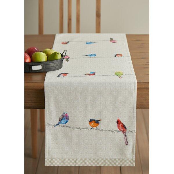Birdies Table Runner by Maison d' Hermine
