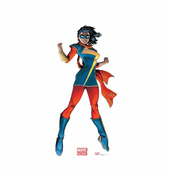 Marvel Now Life Size Cardboard Cutout by Advanced Graphics