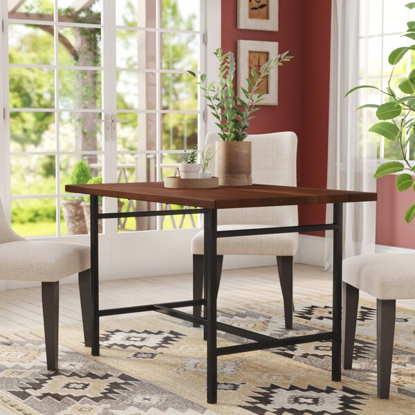 Caswell Dining Table by Gracie Oaks